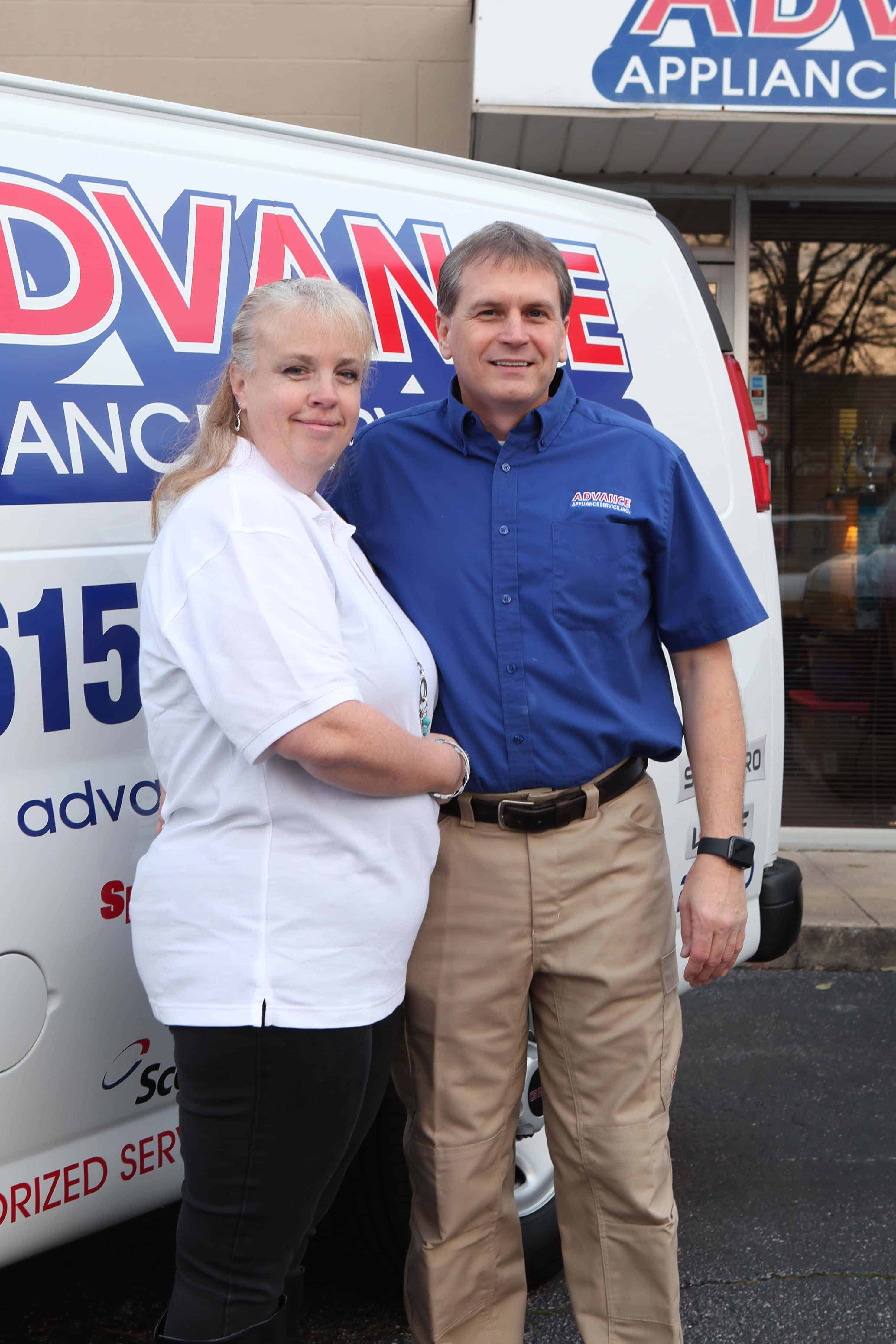 doug advance appliance repair nashville