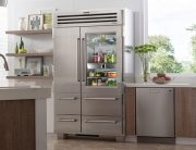 high end freestanding refrigerator