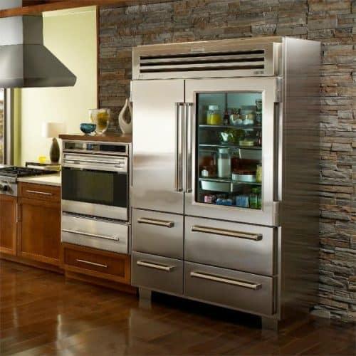 Which Sub-Zero Refrigerator is Freestanding