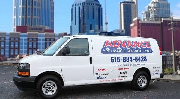 Appliance Repair Brentwood TN | Advance Appliance Service, Inc