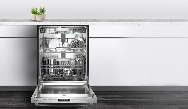 how to use a bosch dishwasher