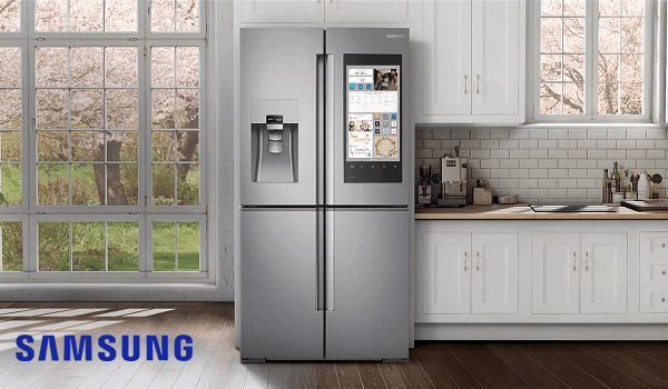 samsung refrigerator making noise like an owl