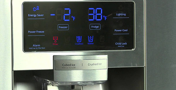 samsung refrigerator making noise