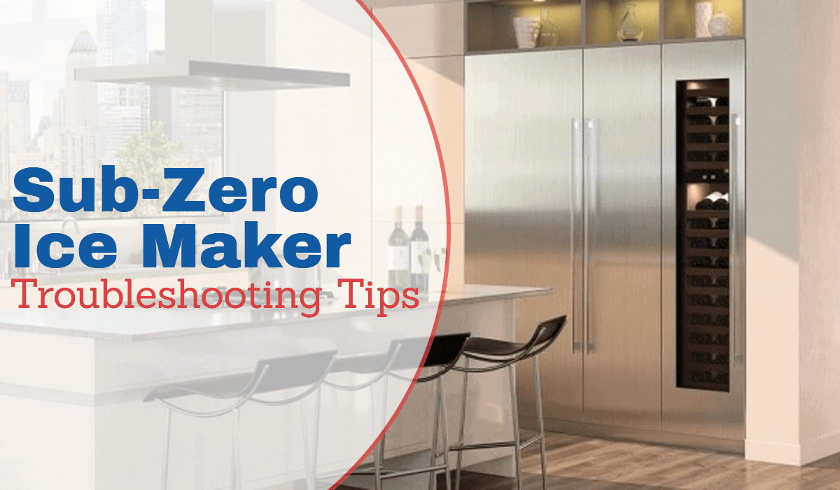 how to turn on sub zero ice maker