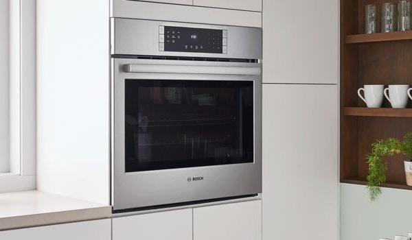 bosch oven not heating up
