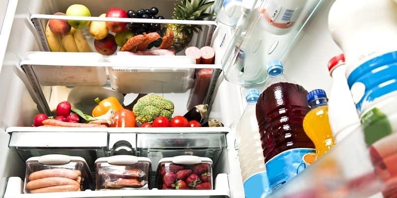 kitchenaid refrigerator ice smells