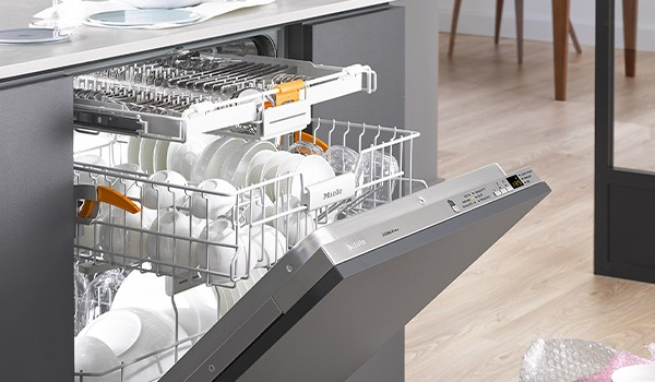 miele dishwasher not drying