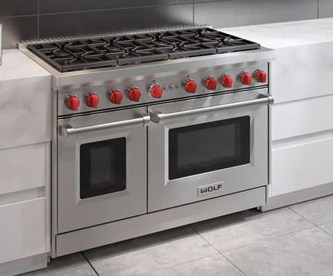 gas ranges made in the usa