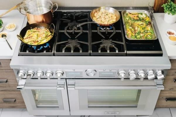 what gas ranges are made in the united states