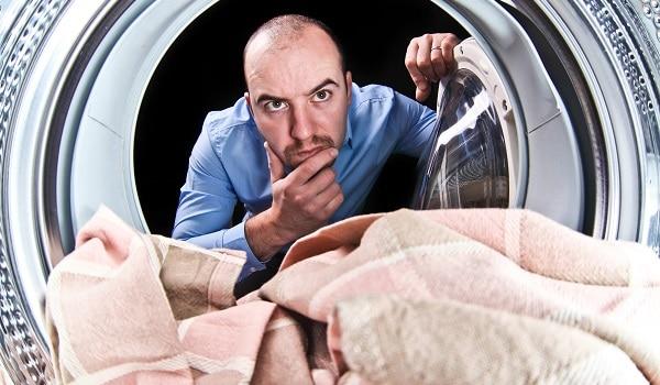 bosch dryer is noisy
