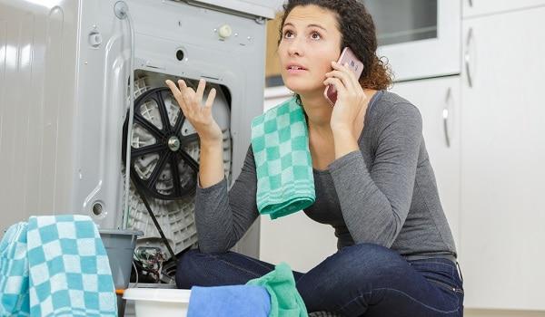 bosch washing machine not draining
