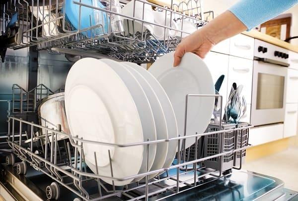 kitchenaid dishwasher leaves dishes dirty