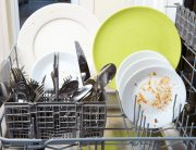 kitchenaid dishwasher leaving food residue